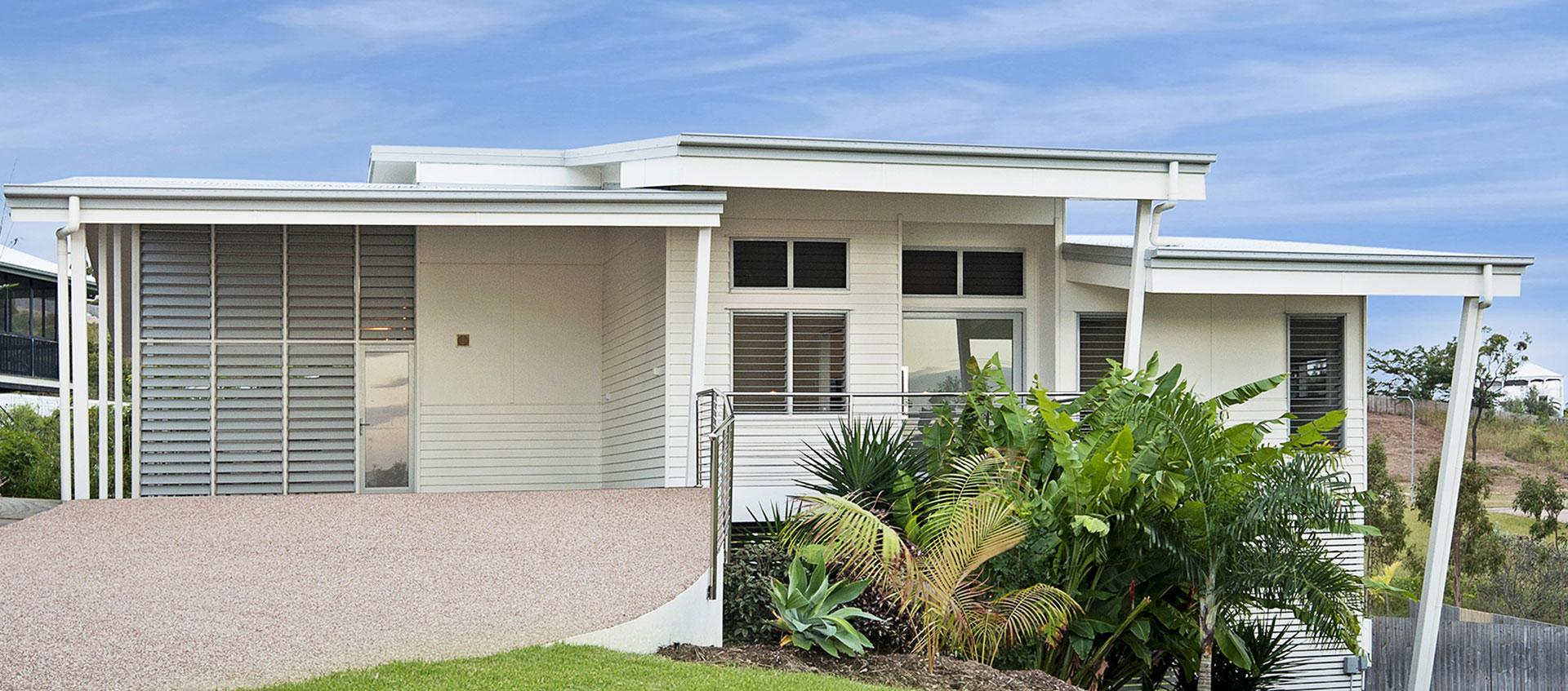 Breezway Louvres residential Queensland