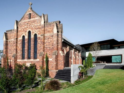 Two-Storey Heritage Listed Church House Extension