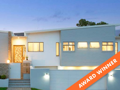 Contemporary Family Friendly Home using Breezway Louvres