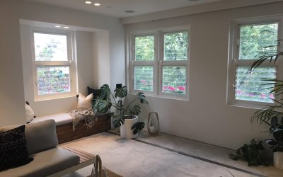The Benefits of Breezway Louvres in an Apartment -As Seen on The Block