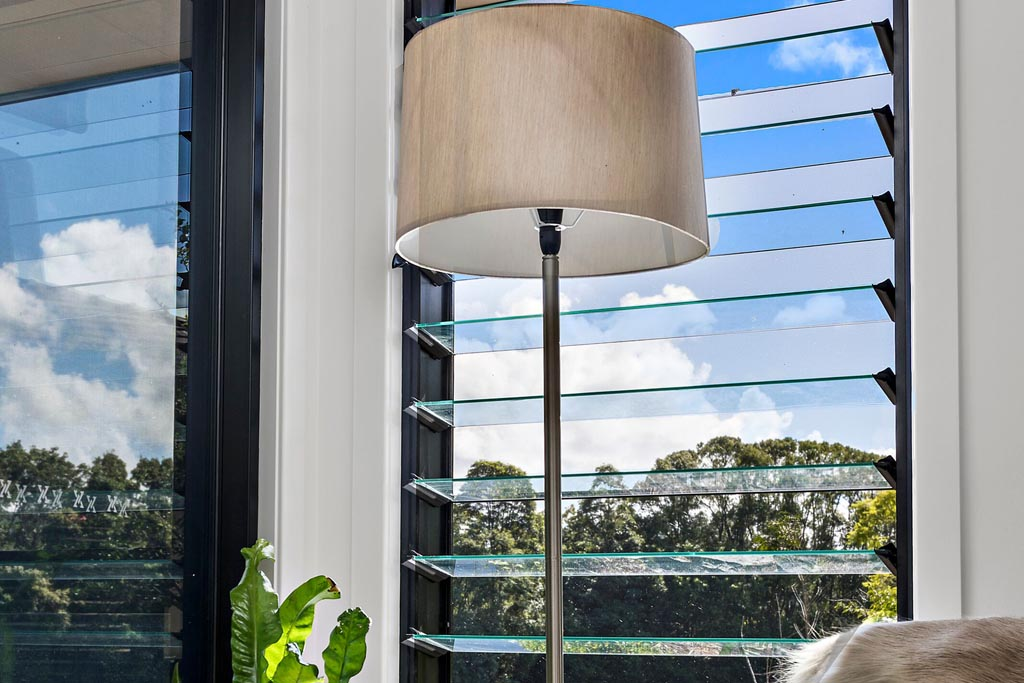 Maintain crystal clear views through Breezway Louvre Windows