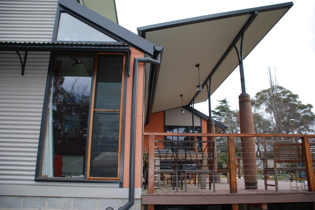 The Armidale House won sustainable house of the year