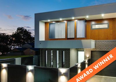 Award Winning Home Optimised for Sophistication and Simplicity