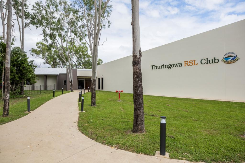 Thuringowa RSL uses the new Dualair System
