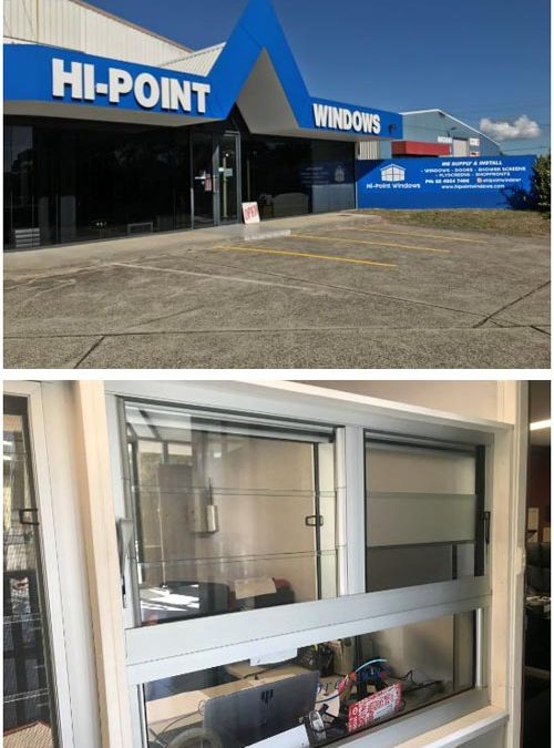 Hi Point Windows – Cardiff – New South Wales