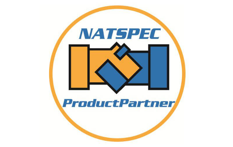 Breezway is proud to be a NATSPEC Product Partner