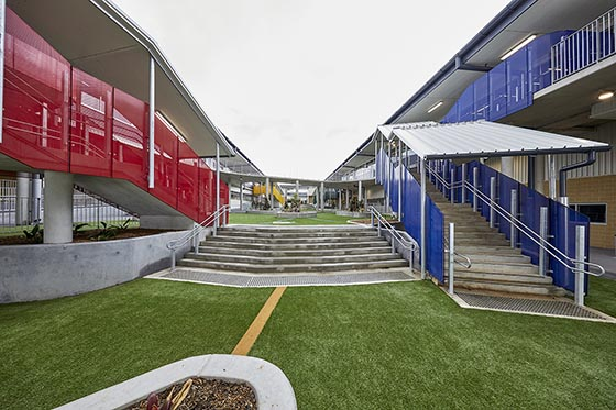 New North Kellyville Public School - image supplied by School Infrastructure NSW