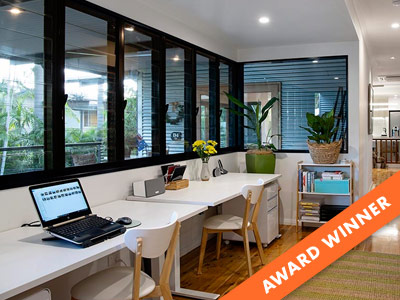 Award Winning GreenSmart Home