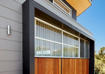 Strategically place Breezway Louvres around the home and create an artistic facade