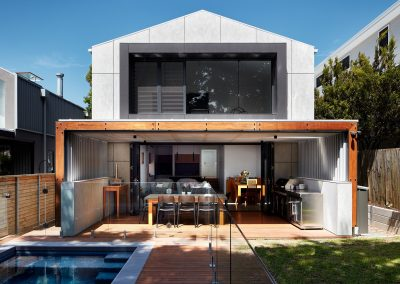 Heritage Listed Masonry Cottage Renovation