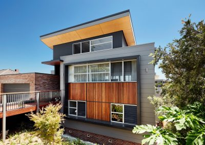 Open & Light Three-Storey Home