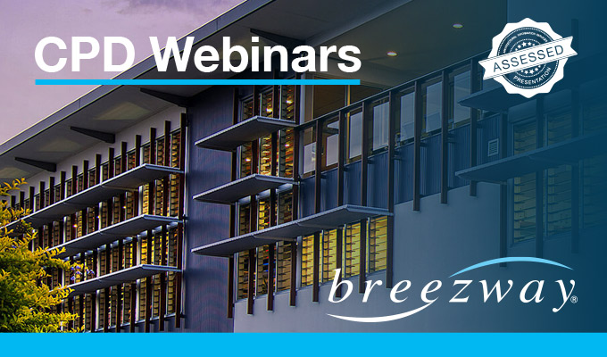 New Breezway CPD Webinar Series